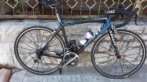 Bici corsa giant tcr advanced sl misura m