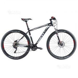 Bici front CUBE