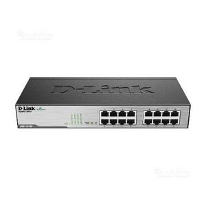 D-Link Switch gigabit 16 pt come nuovo