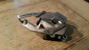 Deragliatore anteriore SRAM X0