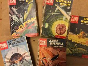I romanzi del Cosmo