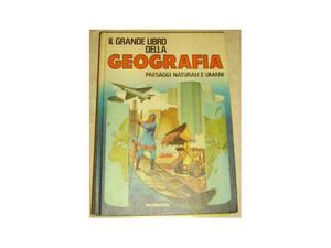 """Libri: """"Il grande libro della geografia"""" Mondadori"""