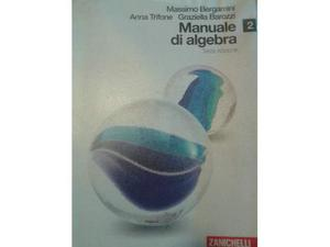Manuale di algebra 2 - matematica
