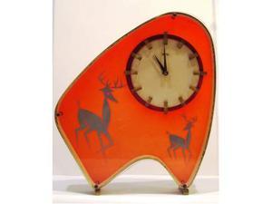 Orologio sveglia da tavolo ritz swiss anni 50