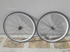 Ruote per bici da corsa campagnolo
