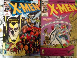 Speciali X-MEN - GUERRE AD ASGARD Volumi 1 e 2