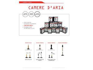 Camera daria 24 x 1.95 per bici mtb