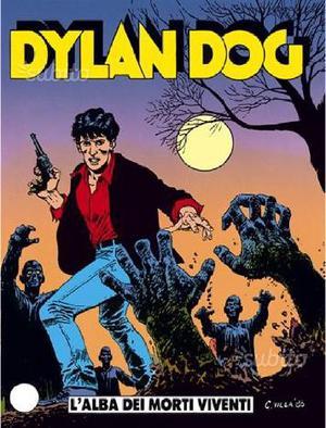 Dylan Dog collezione originale  dal N.1 al 371