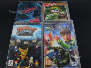 Giochi originali Sony PSP