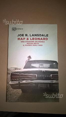 Hap e Leonard di Joe R. Lansdale