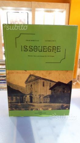Libro aosta Issouegne Borettaz Cout