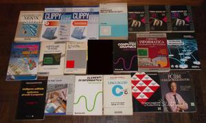 Lotto 17 libri di informatica
