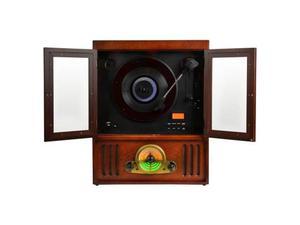 Majestic TT40 giradischi vinile stile retro' lettore CD MP3