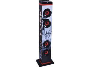 Majestic usb nyrd sistema audio diffusore a torre bluetooth