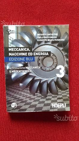 Meccanica, macchine ed energia