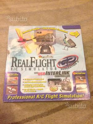 Real Flight R/C Simulator G2 per modellismo