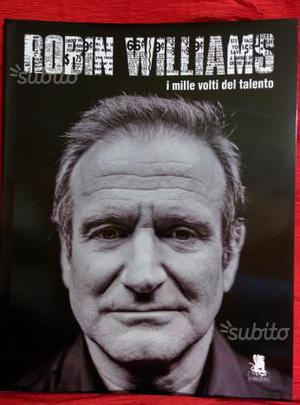 Robin williams - I Mille Volti del Talento. Nuovo