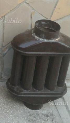 Scambiatore di calore 8 elementi