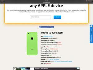Scheda madre iPhone 5c
