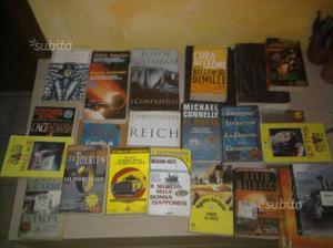 Stock 25 libri thriller,gialli fantasy di autori f
