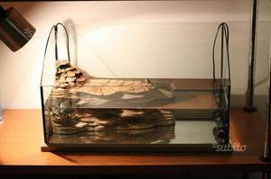 Tartarughiera riscaldatore posot class for Depuratore acqua tartarughe