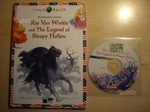 The Legend of Sleepy Hollow Libro in inglese CD