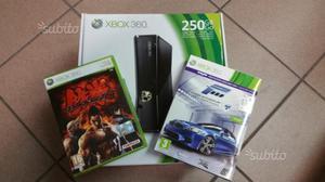 Xbox gb slim con giochi come nuova