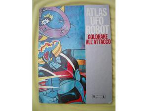 Atlas ufo robot goldrake all'attacco