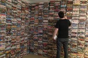 Centinaia di VHS