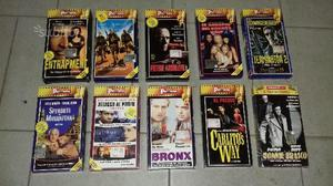 Collezione film originali VHS