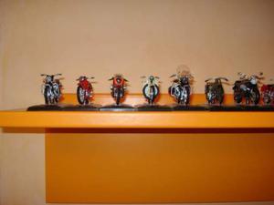 Modellini Moto Guzzi collection