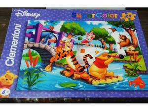 Puzzle 104 pezzi - winnie the pooh
