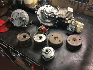 Ricambi motore trasmissione cilindri piaggio ciao