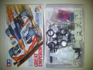 Tamiya 1/32 MINI 4WD Dash 001 Great Emperor #