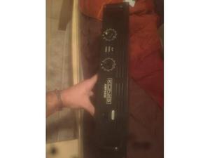 Amplificatore Konig Amp + casse