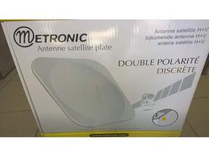 Antenna parabola per camper ed altro