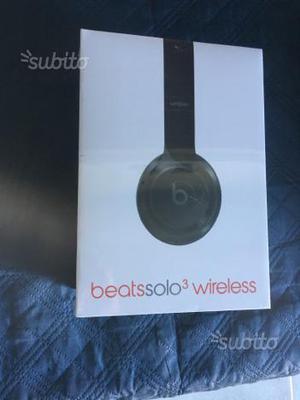 Beats Solo3 Wireless Nuove Originali con scontrino
