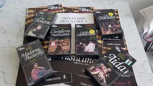 Cassette video VHS-HI.FI stereo Opere