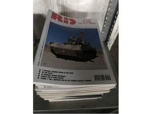 Collezione riviste Aerei, Aeronautica, Modellismo (Rid, Jp4,
