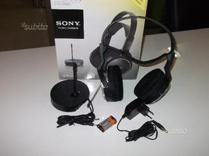 Cuffia wireless ricaricabile Sony MDR-RF810RK