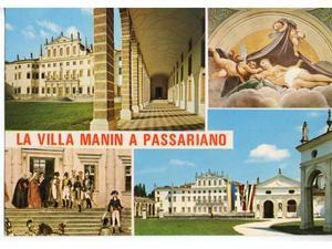 ITALIA Villa Manin a Passariano - Vedute