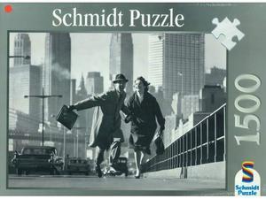 PUZZLE  pz - Schmidt - New York, New York -(g)