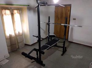 Panca fitness body building bm 490