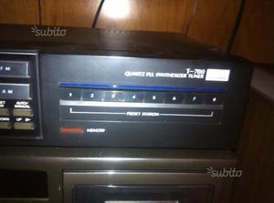 Sintonizzatore sansui t 700