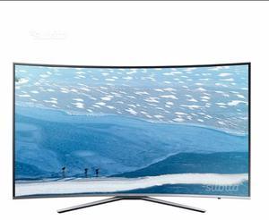 TV Smart tv samsung schermo curvo55 pollici
