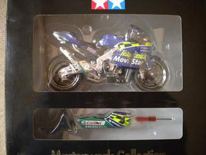 Tamiya masterwork collection 1/12 honda rc211v daijiro kato