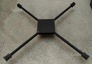 Telaio in carbonio per Drone a 8 motori X8
