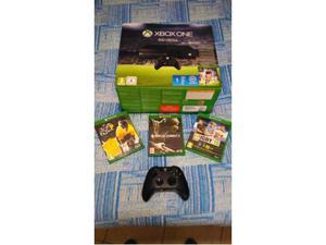 Xbox one con 3 giochi e 2° controller