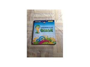 Album figurine brasile  panini completo