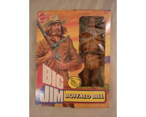 Big Jim Mattel Buffalo Bill No.  anno  In Scatola !